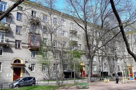 Сдается 2-комнатная квартира посуточнов Санкт-Петербурге, набережная Черной речки, 18.