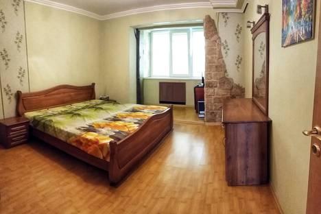 Сдается 3-комнатная квартира посуточно в Ессентуках, Нагорная улица, 25.
