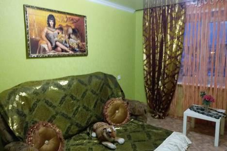 Сдается 2-комнатная квартира посуточно в Туймазах, улица Комарова, 14.