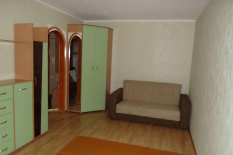 Сдается 1-комнатная квартира посуточнов Барнауле, улица Шумакова, 43.