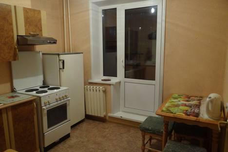 Сдается 1-комнатная квартира посуточнов Барнауле, улица Власихинская, 154.
