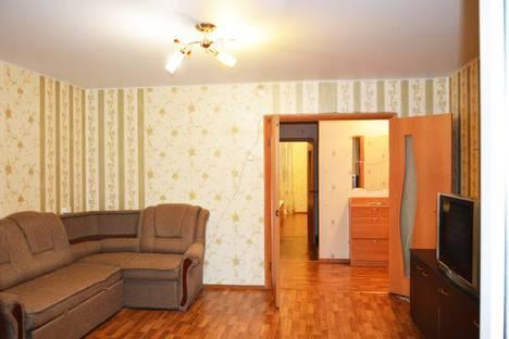 Сдается 2-комнатная квартира посуточно во Владимире, проспект Строителей, 15Д.