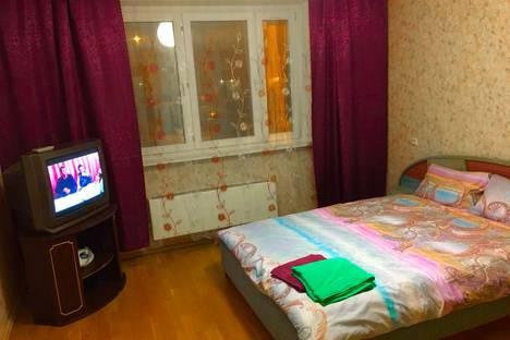 Сдается 2-комнатная квартира посуточно в Подольске, улица Генерала Стрельбицкого, 9.