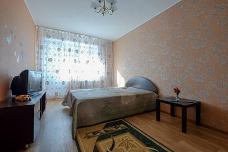 Сдается 1-комнатная квартира посуточнов Томске, Киевская улица, 58.