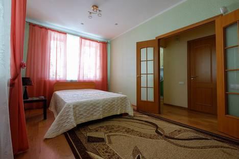 Сдается 1-комнатная квартира посуточнов Томске, проспект Кирова, 61.