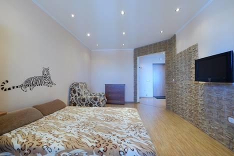 Сдается 1-комнатная квартира посуточнов Томске, улица Никитина, 56.