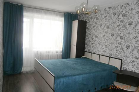 Сдается 1-комнатная квартира посуточно в Твери, проспект Волоколамский, 43.