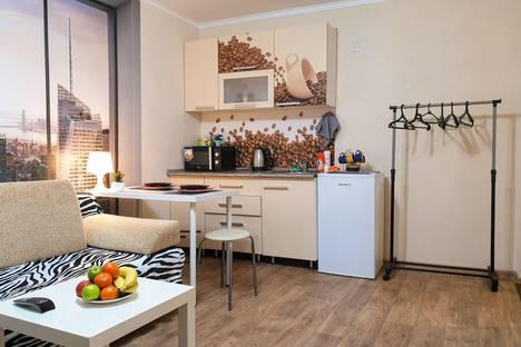 Сдается 1-комнатная квартира посуточно в Вольске, ул.Ленина д.182.