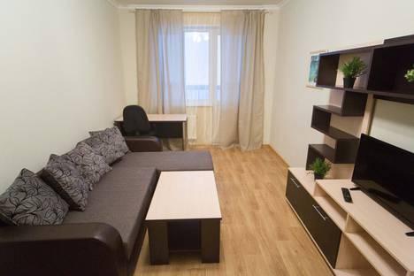 Сдается 1-комнатная квартира посуточнов Нефтеюганске, микрорайон 11б Школьная 11-2.