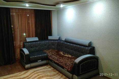 Сдается 2-комнатная квартира посуточнов Новом Уренгое, улица Мирный микрорайон 6-1-26.