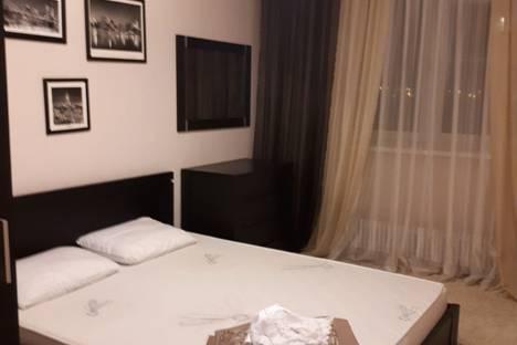 Сдается 3-комнатная квартира посуточнов Старом Осколе, Степной микрорайон.