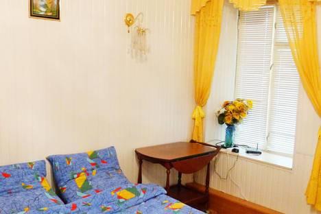 Сдается 1-комнатная квартира посуточно в Симферополе, улица Героев Аджимушкая, 6.