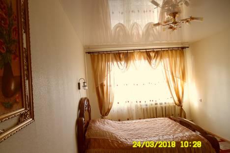 Сдается 1-комнатная квартира посуточно в Гродно, бульвар Ленинского Комсомола, д.12.