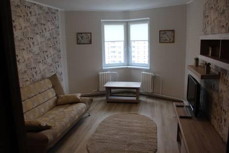 Сдается 2-комнатная квартира посуточно в Новополоцке, нефтяников 1Б.