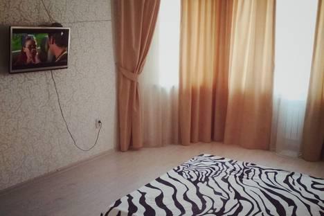 Сдается 1-комнатная квартира посуточно в Абакане, улица Лермонтова 21.