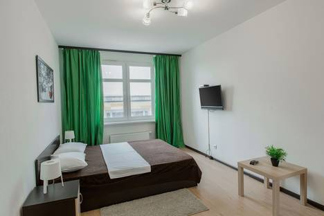Сдается 1-комнатная квартира посуточно в Санкт-Петербурге, проспект Энергетиков, 9.