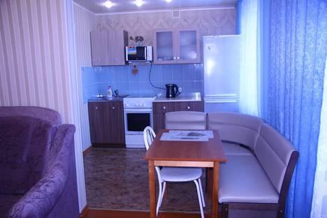 Сдается 1-комнатная квартира посуточно в Шерегеше, улица Дзержинского, 20.