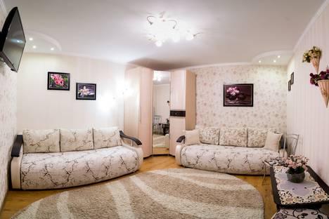 Сдается 1-комнатная квартира посуточно в Кисловодске, улица Ярошенко 18.