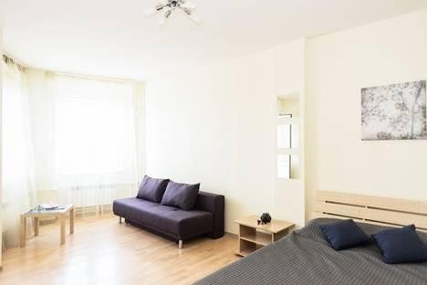 Сдается 1-комнатная квартира посуточнов Екатеринбурге, улица Белинского, 222.