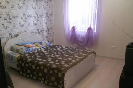 Сдается 2-комнатная квартира посуточно в Новороссийске, Анапское шоссе 56/18.