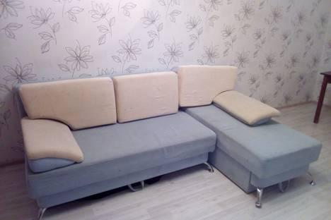 Сдается 1-комнатная квартира посуточнов Уфе, улица Черниковская, 50/1.