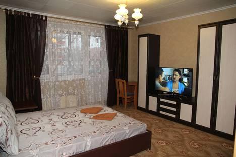 Сдается 1-комнатная квартира посуточнов Домодедове, Куликовская улица, 9 корпус 1.