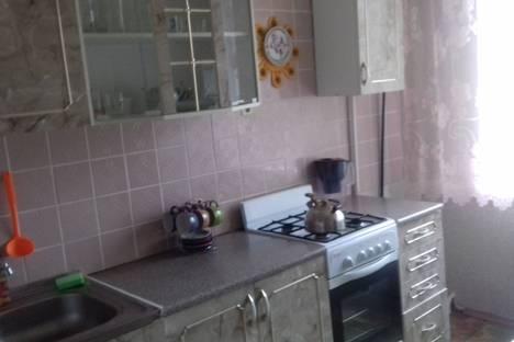 Сдается 2-комнатная квартира посуточно в Новополоцке, улица Молодежная 136.
