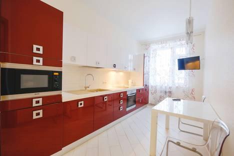 Сдается 1-комнатная квартира посуточно в Томске, улица Карташова, 29Б.