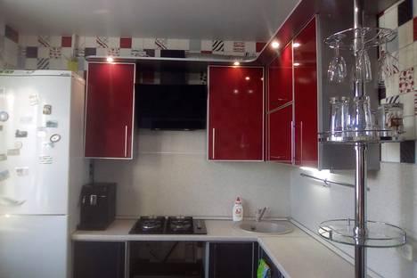 Сдается 1-комнатная квартира посуточнов Омске, улица Лукашевича, 25А.