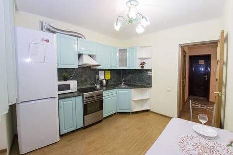 Сдается 1-комнатная квартира посуточнов Уфе, улица Карла Маркса, 64.