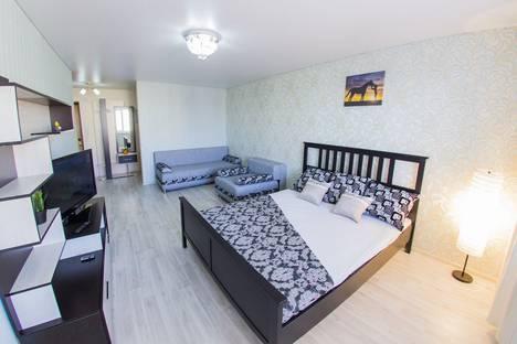 Сдается 1-комнатная квартира посуточнов Уфе, улица Джалиля Киекбаева, 6.
