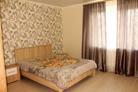 Сдается 2-комнатная квартира посуточно в Краснодаре, улица Селезнева, 4/9.