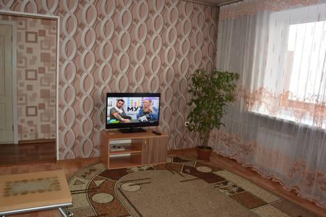 Сдается 2-комнатная квартира посуточнов Абакане, улица Некрасова, 34.