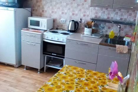 Сдается 1-комнатная квартира посуточно в Южно-Сахалинске, улица Северная, 44.