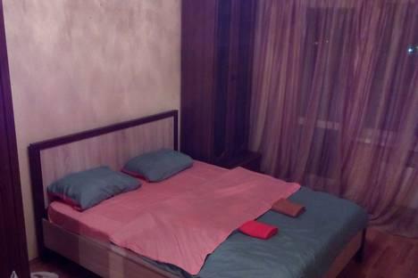 Сдается 2-комнатная квартира посуточнов Екатеринбурге, Билимбаевская улица, 25/2.