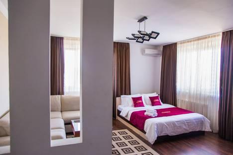 Сдается 1-комнатная квартира посуточно в Калуге, ул. Баррикад, д. 144.