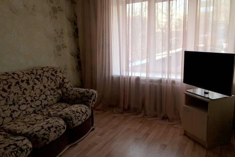 Сдается 1-комнатная квартира посуточнов Барнауле, улица Никитина, 71.