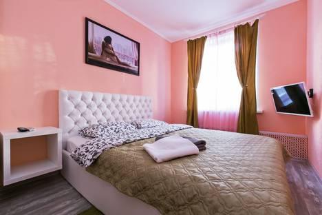 Сдается 2-комнатная квартира посуточно, улица Героев Панфиловцев, 9 корпус 1.