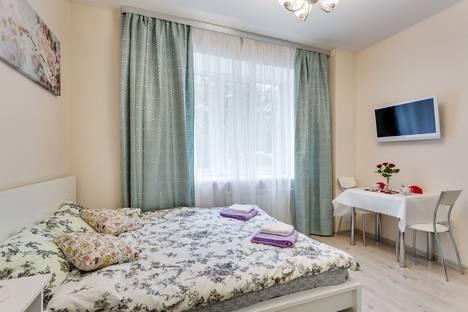 Сдается 1-комнатная квартира посуточно в Подольске, Рабочая улица, 38.