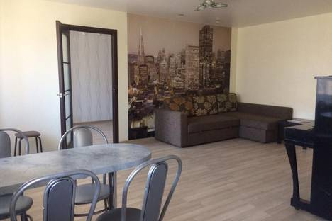 Сдается 2-комнатная квартира посуточно в Витебске, проспект Черняховского, 11.