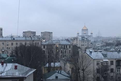 Сдается 3-комнатная квартира посуточно в Москве, Смоленский бульвар, 22/14.