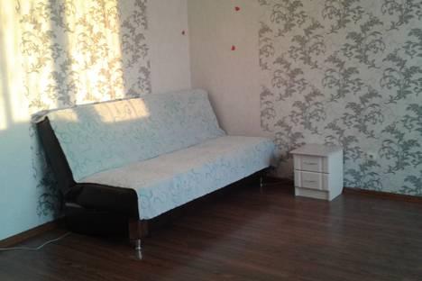 Сдается 1-комнатная квартира посуточно в Ханты-Мансийске, улица Ямская, 10.
