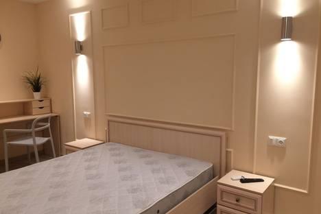 Сдается 1-комнатная квартира посуточно в Нижнем Новгороде, Деревообделочная улица, 9.