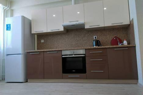 Сдается 1-комнатная квартира посуточно в Иркутске, Дальневосточная улица, 141.