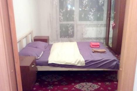Сдается 1-комнатная квартира посуточнов Екатеринбурге, улица Восстания, 99.