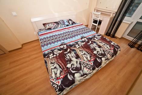 Сдается 2-комнатная квартира посуточно в Екатеринбурге, улица Татищева, 49.