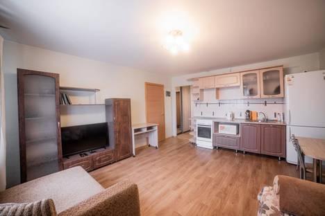 Сдается 2-комнатная квартира посуточно в Томске, улица Полины Осипенко, 16.