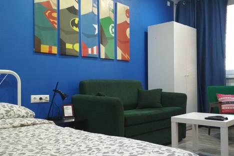 Сдается 1-комнатная квартира посуточно в Солнечногорске, микрорайон Рекинцо, 18.