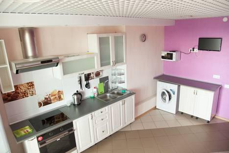 Сдается 1-комнатная квартира посуточнов Томске, улица Елизаровых 15/2.
