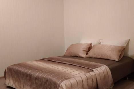 Сдается 2-комнатная квартира посуточно в Уфе, проспект Октября 122.